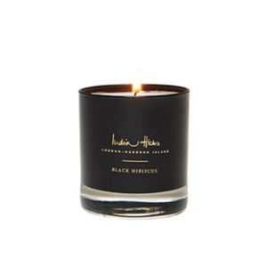 India Hicks Black Hibiscus Candle